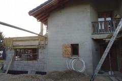 Isolation murs maison Annemasse