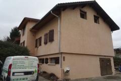 Renovation de maison a Viry