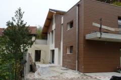 Renovation maison Saint Julien en Genevois