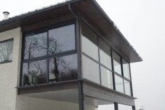 Pose baie vitree Saint Julien en Genevois