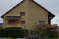 Renovation de facade a Annemasse