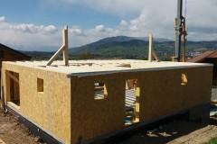 Constructeur maison ossature bois Saint Julien en Genevois