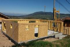 Constructeur ossature bois Reignier